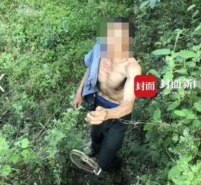 残忍至极!吃野生麂子被抓 仨男子为了炫耀还拍麂子烫皮去毛视频