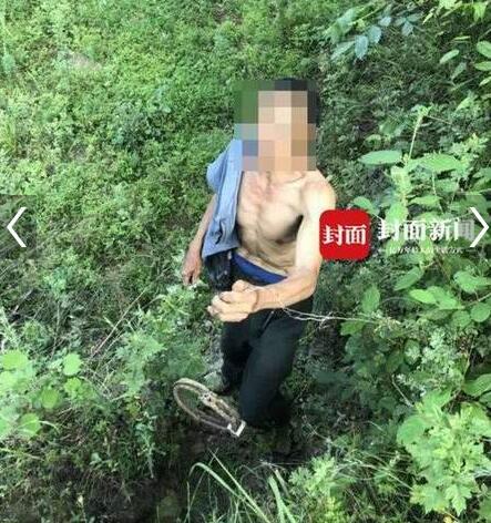 烫皮去毛还拍视频太残忍! 三男子吃野生麂子被抓 罪有应得!