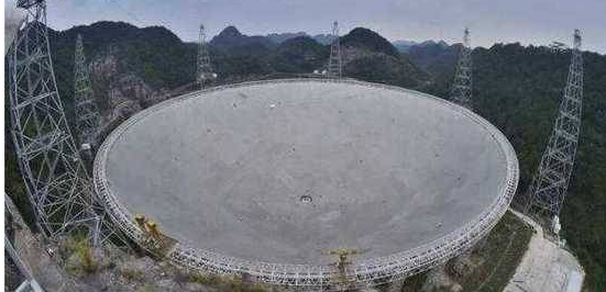 """""""中国天眼""""有望明年验收 全国天文学家可使用"""