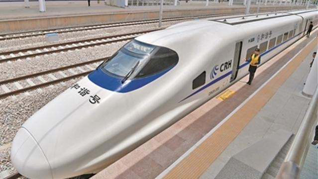 受台风影响 江湛铁路列车出现晚点