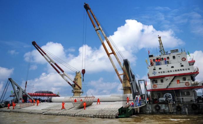 """这项水运领域""""超级工程""""竣工验收,每年可为企业节约15亿"""
