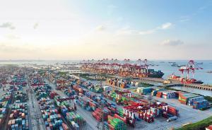 海关总署:春节过后我国进出口增速快速回升