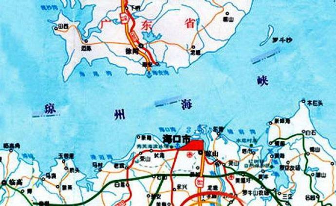 重磅 琼州海峡跨海通道前期战略研究取得突破性进展